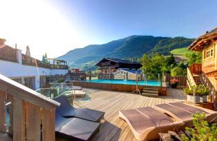Luxusurlaub und Gourmetfreuden in den österreichischen Alpen