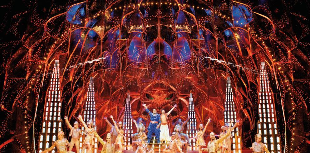 DisneysALADDIN Musical 11869