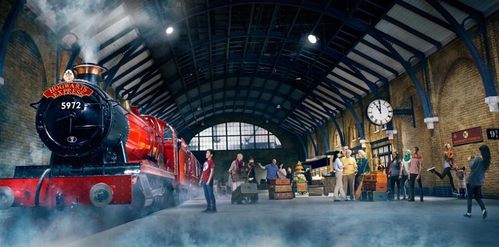 Warner Bros. Studio Tour London 15254