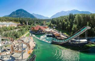 Spaß und Adrenalin pur im größten Outdoor-Funpark der Welt erleben