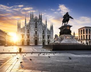 Staedtereisen Mailand