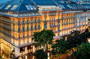 Leading Hotel of the World - 5 Sterne Luxushotel im Herzen Wiens