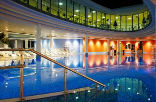 Genuss und Gesundheit im besten Spa und Sport Resort der Hauptstadt
