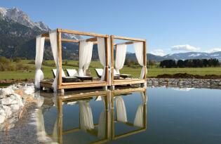 Genussmomente und Wohlfühlambiente im herrlichen Salzburger Land