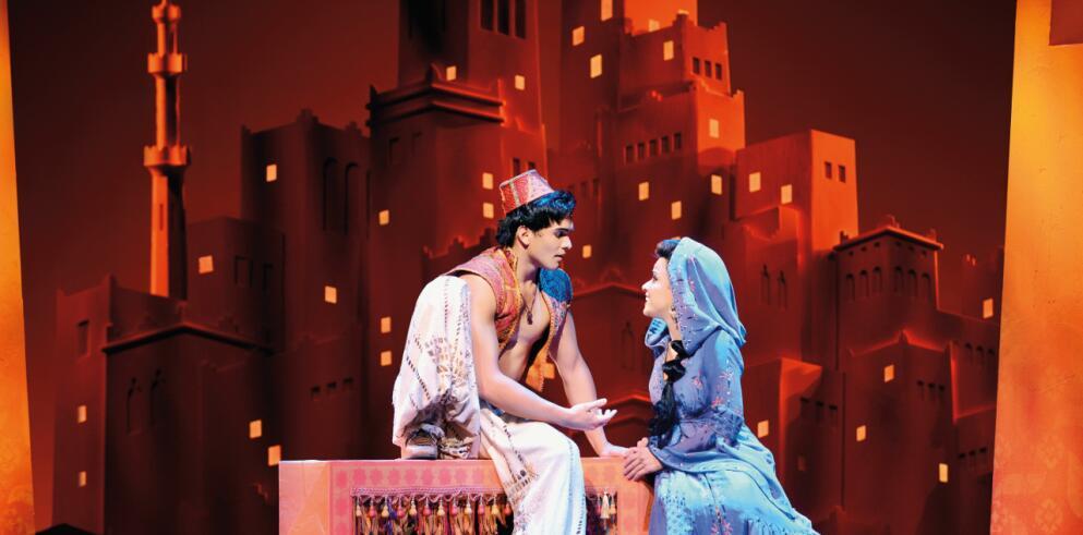 DisneysALADDIN Musical Stuttgart 37340