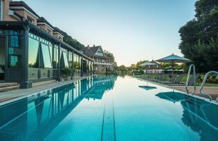 Genuss und Wohlfühlen im besten Wellnesshotel in Rheinland-Pfalz