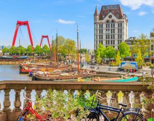 Staedtereisen Rotterdam