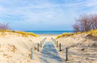 Entspannte Tage voller Wellness und Romantik im Ostseebad Bansin
