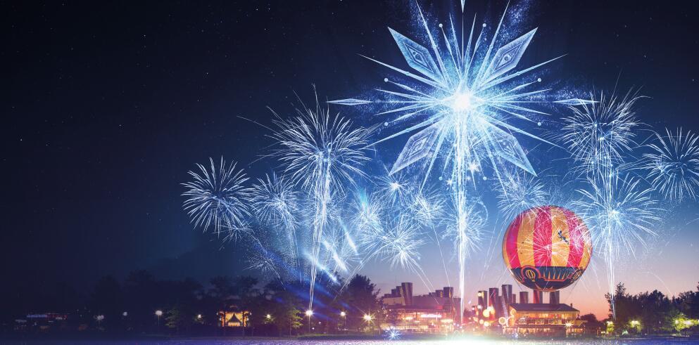 Magic Over Disneyland® Paris 14., 17. und 19. Januar 2022 57298
