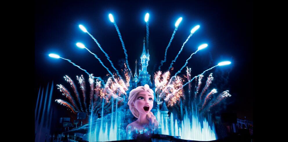 Magic Over Disneyland® Paris 14., 17. und 19. Januar 2022 57300