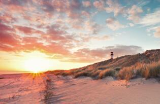 Ihr traumhafter Wohlfühlurlaub direkt am Sylter Strand