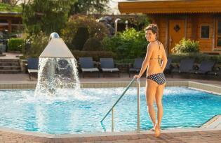 H2O Herford inkl. Premium Hotel