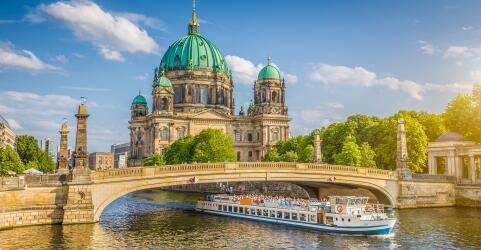 Berlin City-Trip mit Bootsfahrt