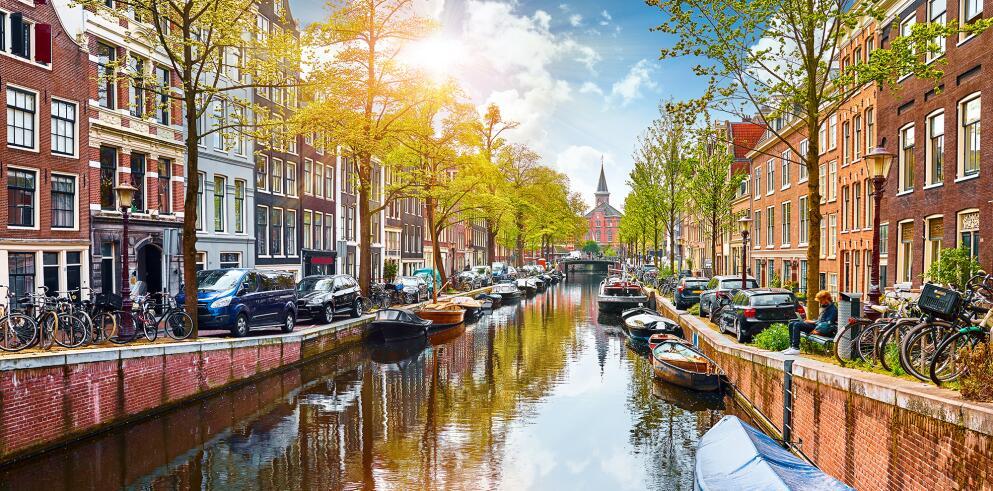 Kurztrip nach Amsterdam mit Grachtenfahrt 63301