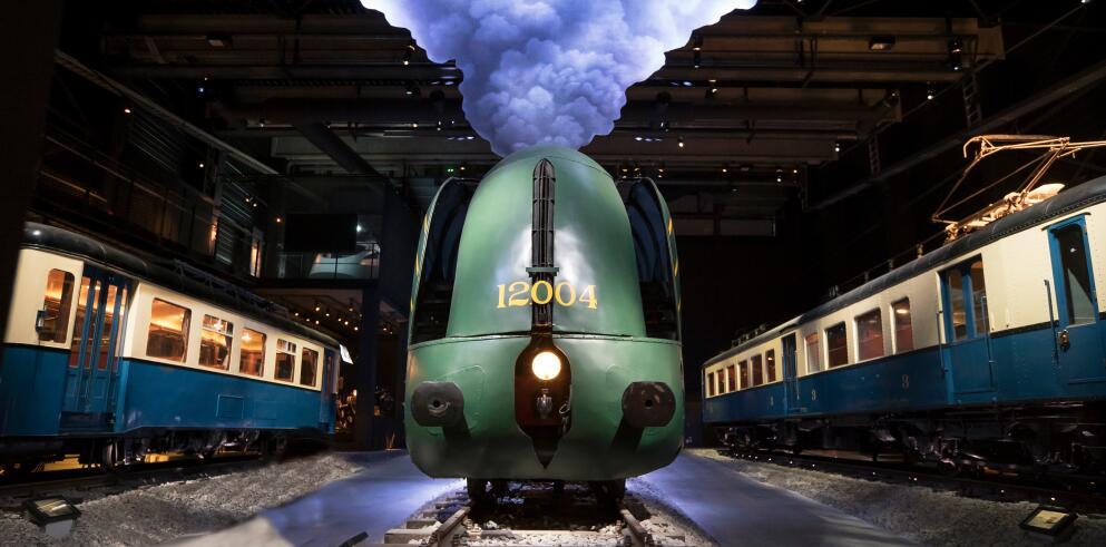 Kurzreise nach Brüssel mit Train World 64523