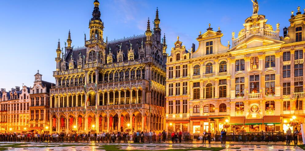 Kurzreise nach Brüssel mit Train World 64524