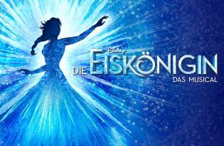 Erleben Sie Anna, Elsa und Co. auf der Musicalbühne in Hamburg