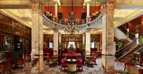 Hotel Des Indes Den Haag