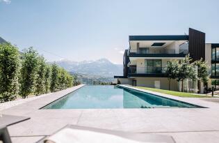 Wellness und Entspannung pur inmitten der Berge Südtirols