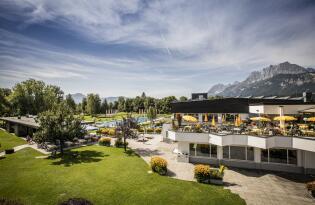 Entspannen und aktiv werden im traumhaften Tirol