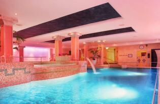 Wellness pur im Thermal und Vital Resort in Niederbayern