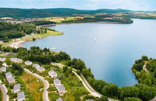 Familienurlaub am See im wunderschönen Saarland