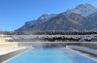 Wunderbare Wellness bei Ihrem Kurzurlaub in den Kitzbüheler Alpen