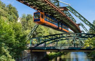 Von Schwebebahn bis Zoo: Entdecken Sie Wuppertals Highlights!