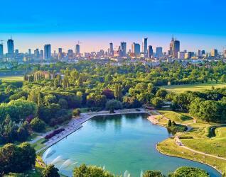 Städtereisen Warschau