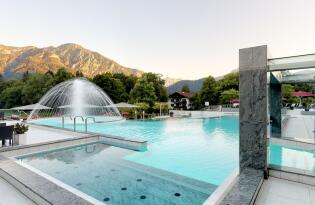Aktives Erholen und Thermenauszeit im Berchtesgadener Land