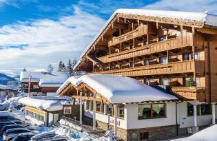 Wellnessauszeit mit 360° Bergpanorama-Dachterrasse in Tirol