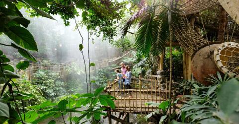 Center Parcs – Het Heijderbos