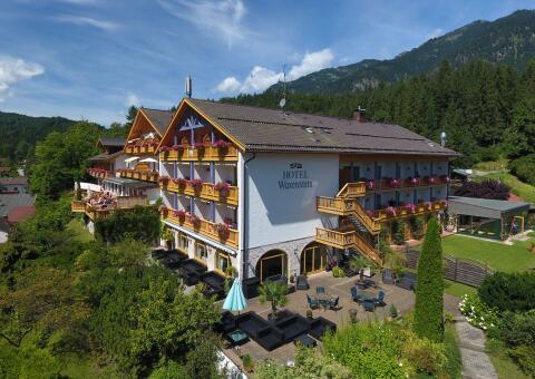 Romantik Alpenhotel Waxenstein
