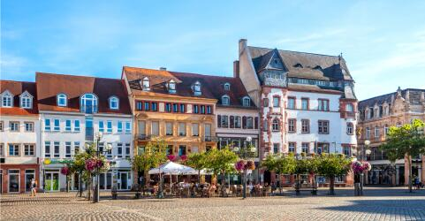 Amelie Hotel & Appartements Landau (Pfalz)