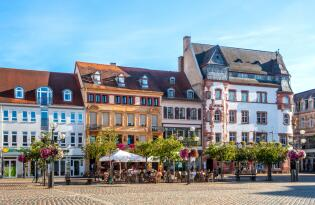 Verbringen Sie einen unvergesslichen Urlaub in der malerischen Pfalz