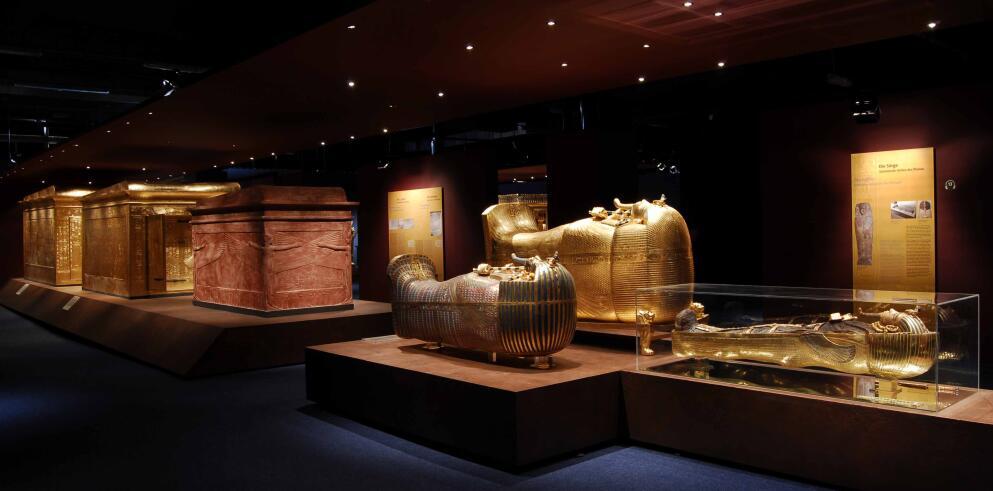 Tutanchamun Ausstellung: Sein Grab und die Schätze 75332