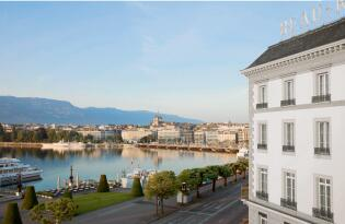 Genießen Sie Luxusmomente in Genf