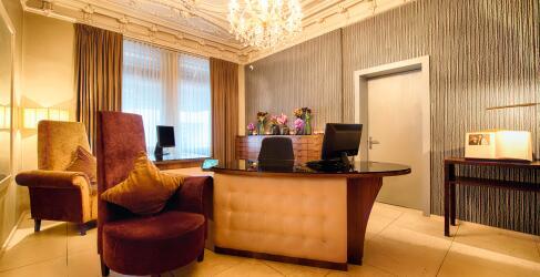 Alden Suite Hotel Splügenschloss Zurich-1