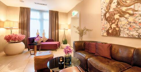 Alden Suite Hotel Splügenschloss Zurich-2