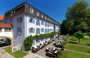 Erholung im 4 Sterne Hotel direkt am Bodensee