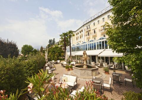 Hotel Belvedere Locarno