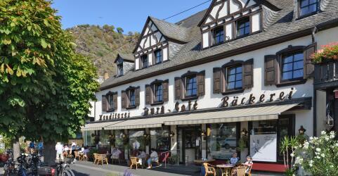 Moselhotel Burg-Café Alken