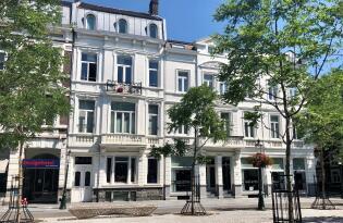 Modernes Boutique Hotel im Herzen Maastrichts