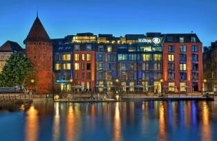 Direkt am Fluss: Entdecken Sie die Werften und Mittelalter-Bauten von Danzig