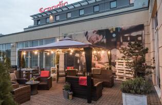Spa Hotel im Herzen Danzigs