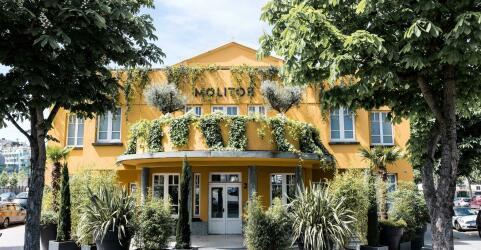 Hotel Molitor Paris – MGallery