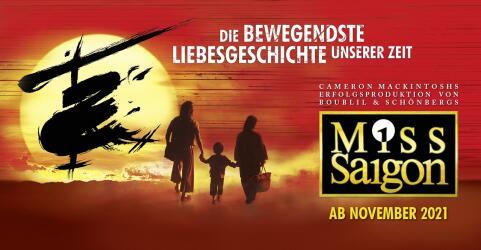Miss Saigon Wien