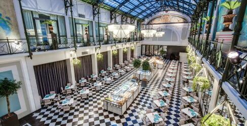 NH Collection Amsterdam Grand Hotel Krasnapolsky-4