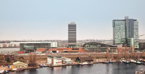 Mövenpick Hotel Amsterdam City Centre-0