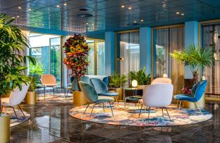 Neu eröffnetes Premium Hotel mit besonderem Design